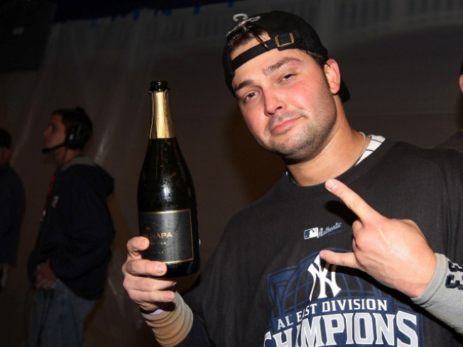 Nick Swisher's Salute Provokes T-Shirt Fight