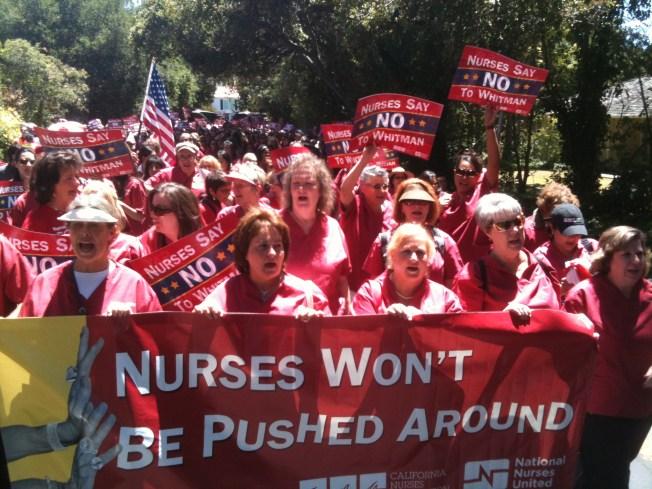 Yo eMeg Neighbors, 1,000 Nurses Are Headed Your Way