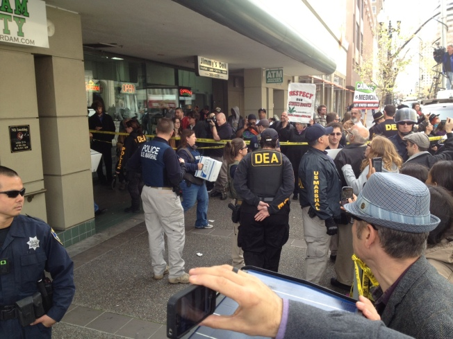 Oaksterdam Pledges to Reopen Following Raid