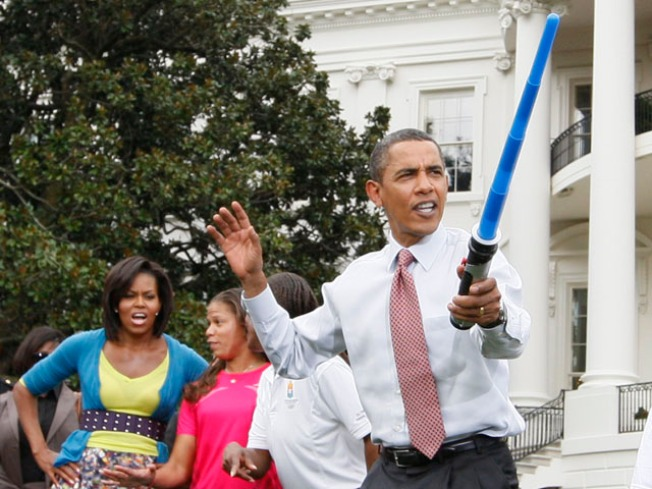 President Obama Making Olympic Advances