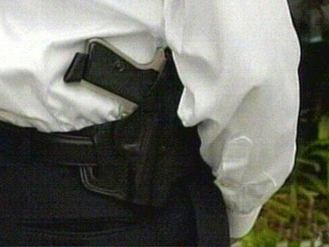 Calif. Lawmakers Take Another Shot at Open-Carry Law