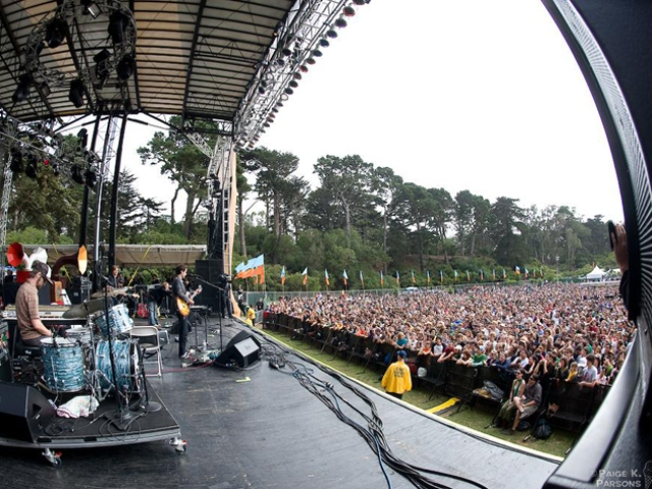 Stricter Rules Squeezing Events From Golden Gate Park