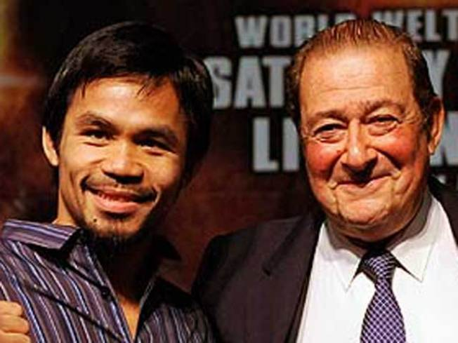 Pacquiao Promoter: It's Not Happening