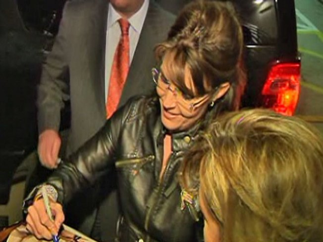 Foundation Reportedly Paying $93,000 for Sarah Palin Visit