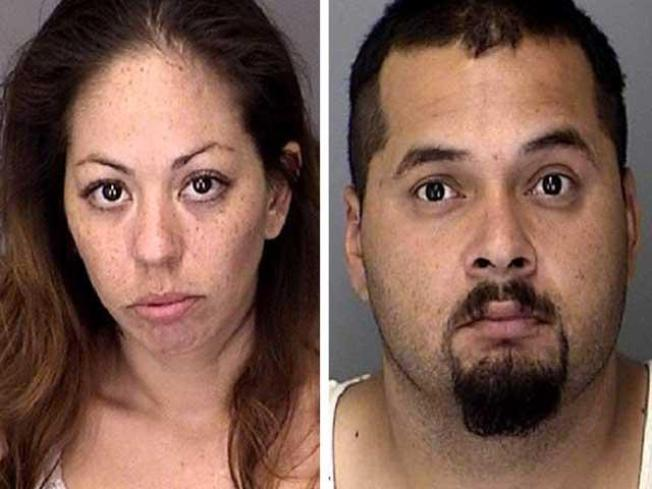 Parents Arrested After Girls Left Alone