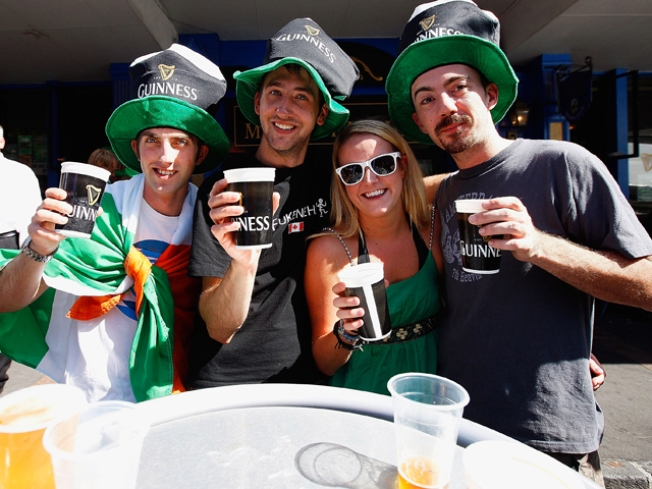 Celebrate St. Patrick's Day at These Bay Area Events