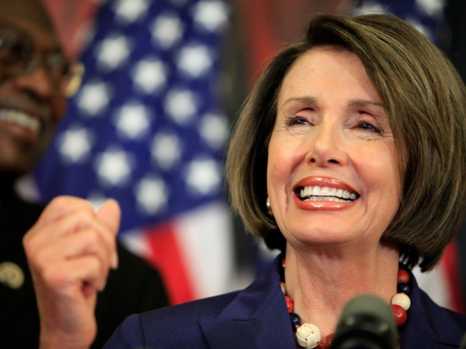 Pelosi still a GOP campaign wedge