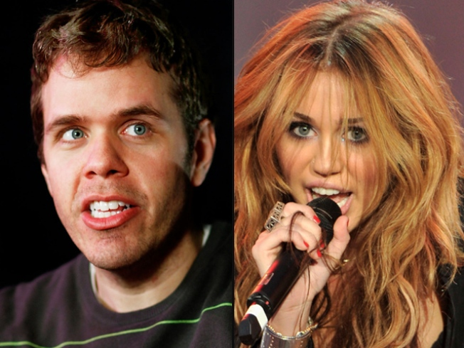 Perez Hilton Under Fire for Miley Cyrus Photo