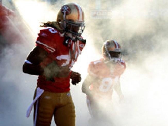 All Even on 49ers' Santa Clara Move