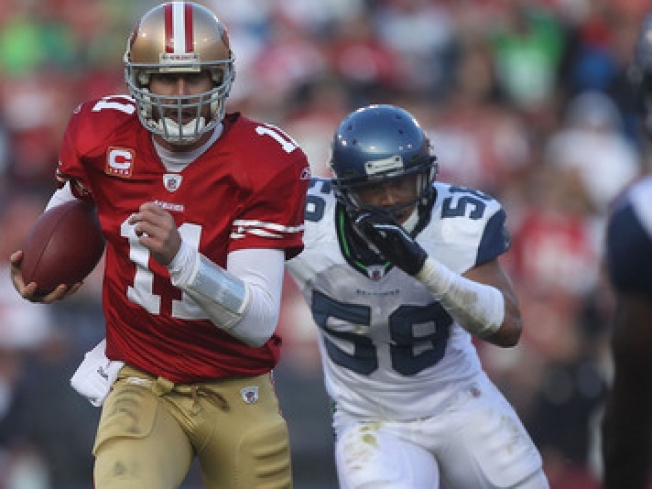 Alex Smith's 49ers Days Still Probably Numbered