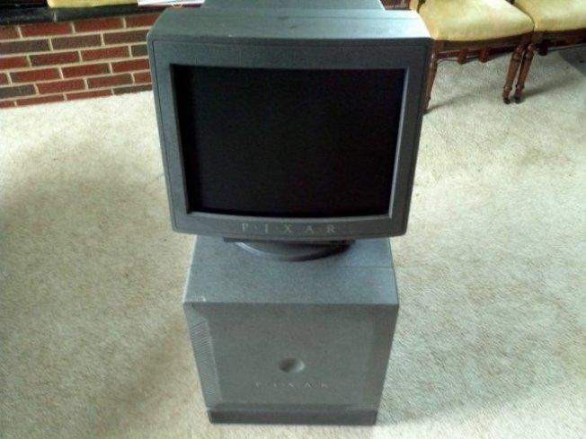 Original Pixar Imaging Computer on eBay