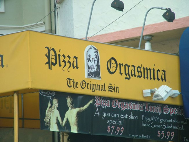 Manager at Center of Pizza Graffiti Attack Fired