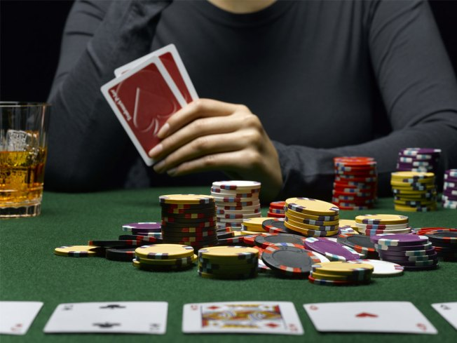 Forget Cellphones; Casinos Say Poker Is Answer to State's Budget Woes