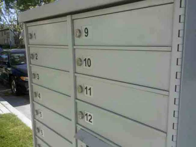 Criminals Targeting South Bay Mail Boxes