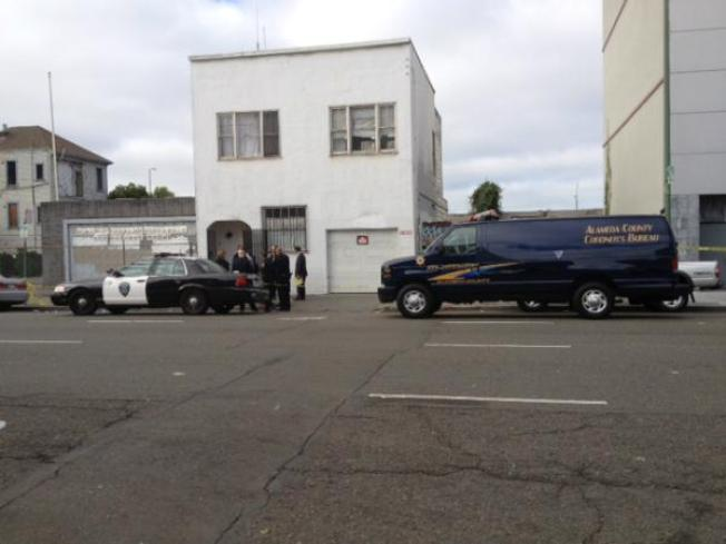 Fatal Shooting at Oakland Marijuana Grow
