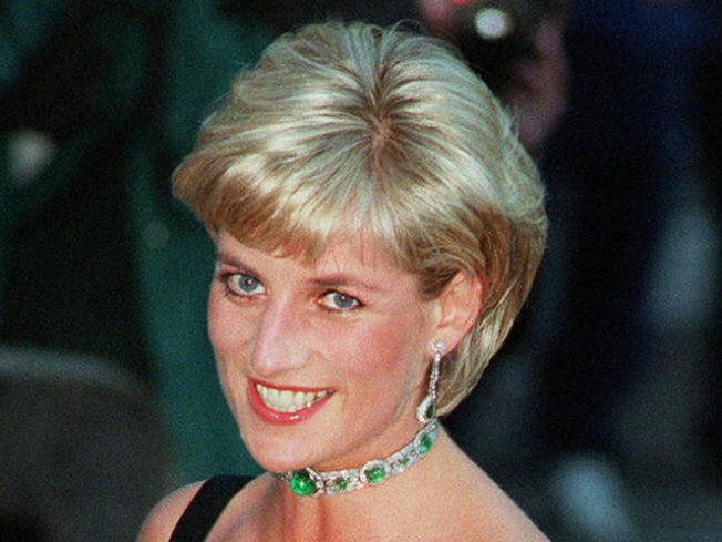 "Brit Artist Makes Lady Di Hair ""Jel"""