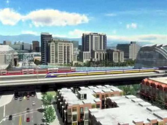 SJ City Leaders to Weigh High-Speed Rail Options