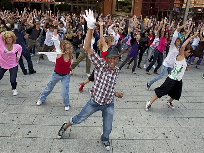 Flash Mobs Set to Honor the King of Pop