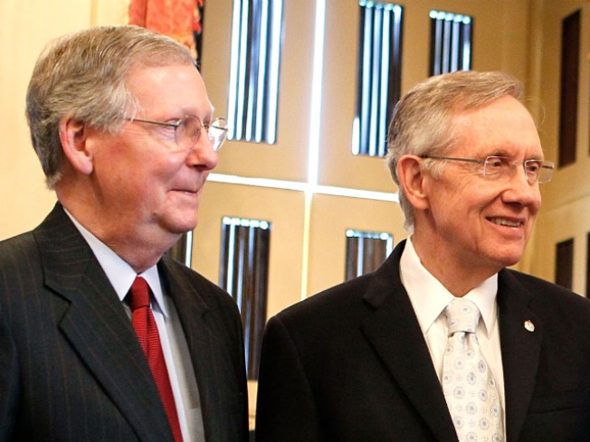 Most Partisan Senate Ever? It's Been Worse