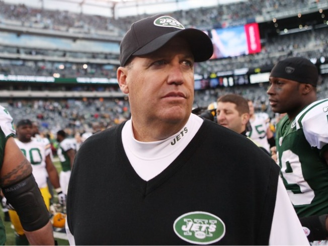 Rex Ryan Is the Anti-Belichick