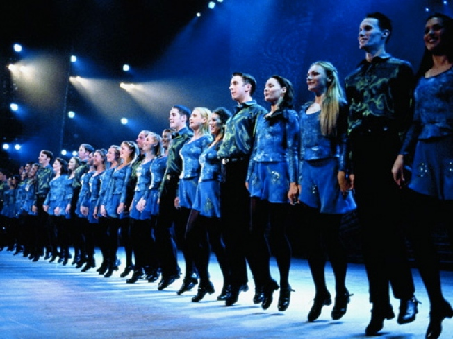 Four Days of Riverdance