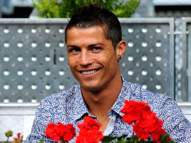 Cristiano Ronaldo Names Son After Himself