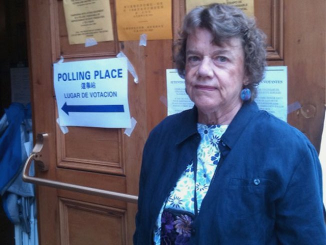 Dedicated Poll Worker Returns for 40th Year