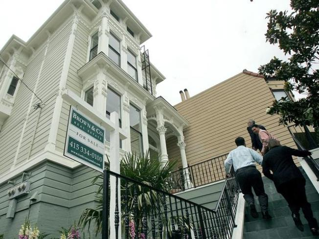 Bay Area Home Sales Drop Sharply