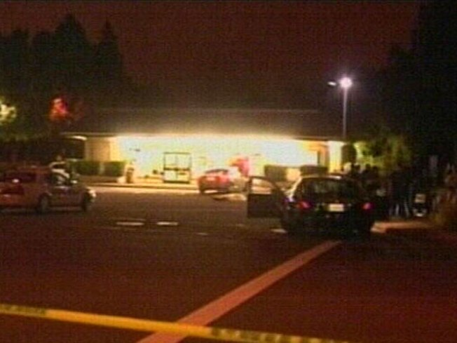 Armed Man Killed Outside San Ramon Convenience Store