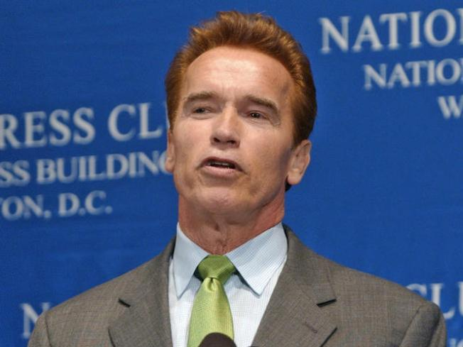 Arnold: It's Payback Time