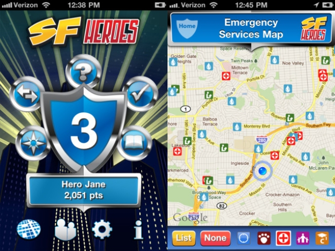 San Francisco Launches Heroes Safety App