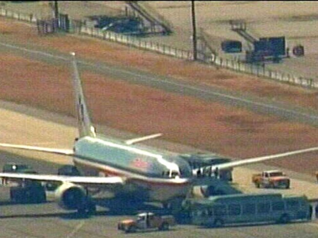 Hijacking Threat at SFO Was a Hoax: FBI