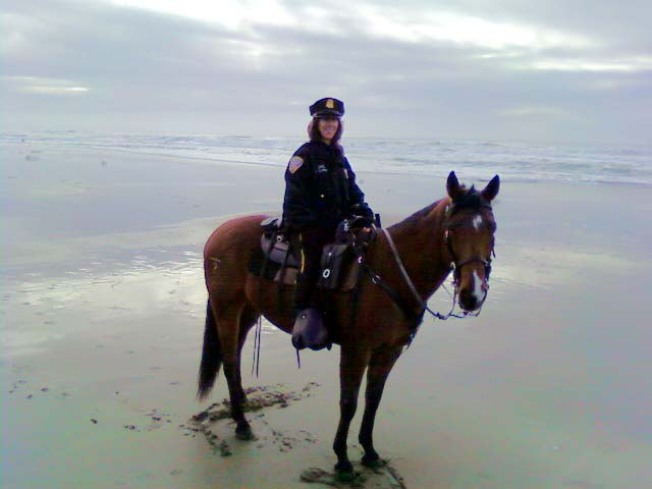 SFPD Horse Dies Ten Days Before Retirement