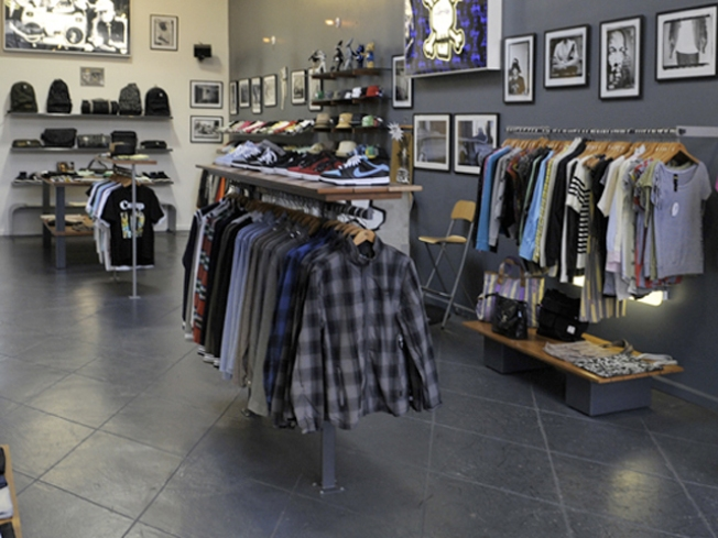 Zone in to Stussy San Francisco