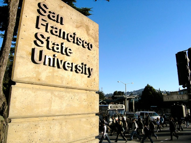 Woman Raped at SF State Dorms