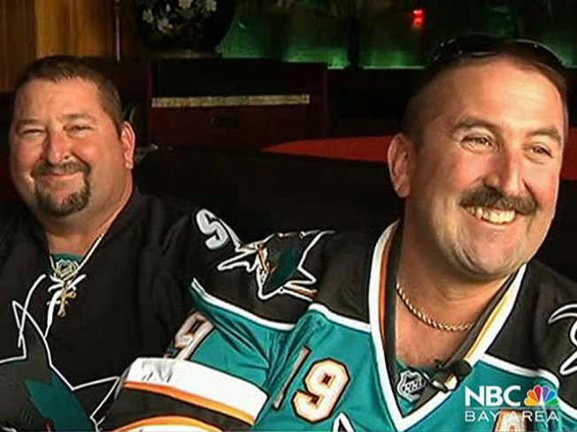 Brothers Share Sharks Tickets, Stem Cells