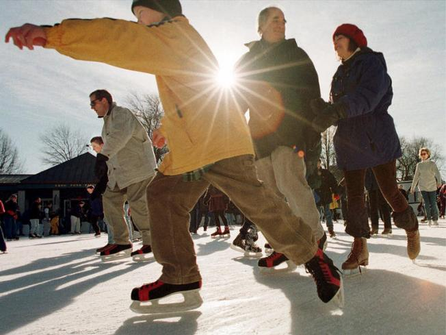 Bay Area Ice Rinks Open for Business