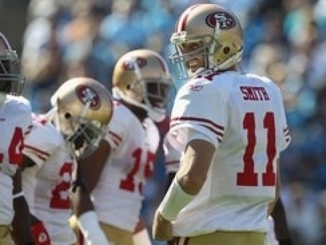 Alex Smith Starts Over Again in SF