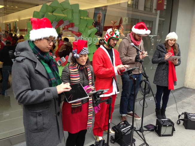 Smule Apps Power Cool Caroling