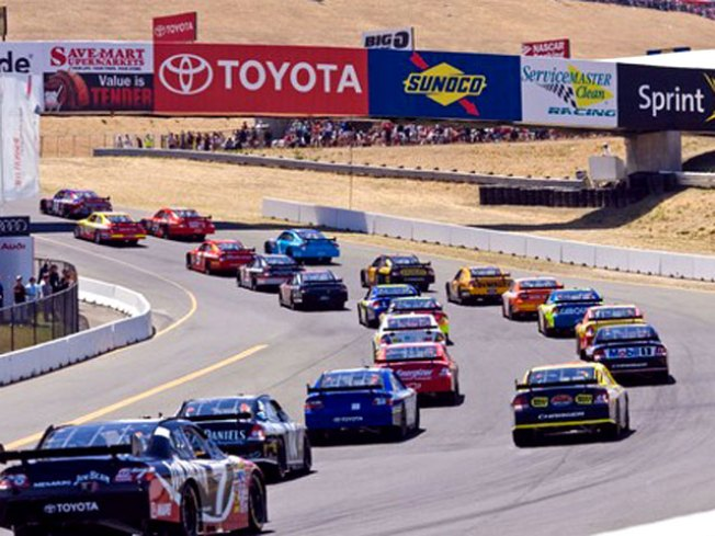 Wine Country Revs Up for NASCAR