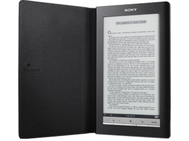 Sony Turns the Page on eReader Trend