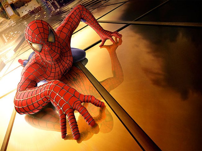"""Spider-Man"" Reboot Getting the 3-D Treatment"