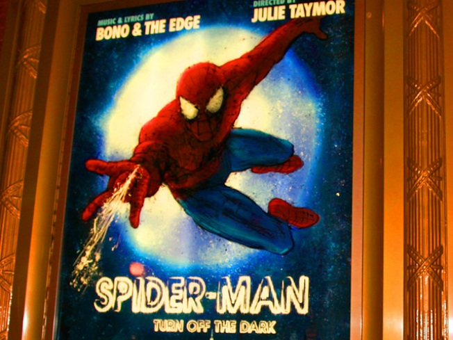 """Spider Man"" Musical Pushes Back Broadway Premiere"