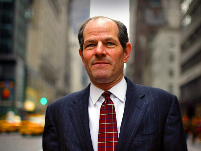 Author: Spitzer sank his own presidency
