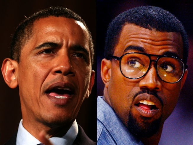 "Obama Caught On Tape Calling Kanye West a ""Jackass"""