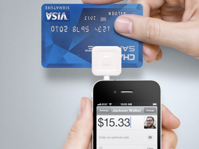 Your Smartphone Can Now Read Credit Cards