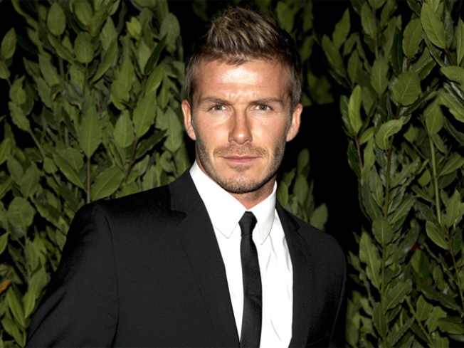 "Beckham: Dinner With Tom Cruise Was ""My Worst Nightmare"""