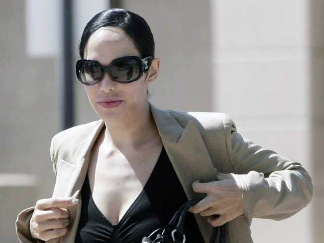 Octomom Returns to Court