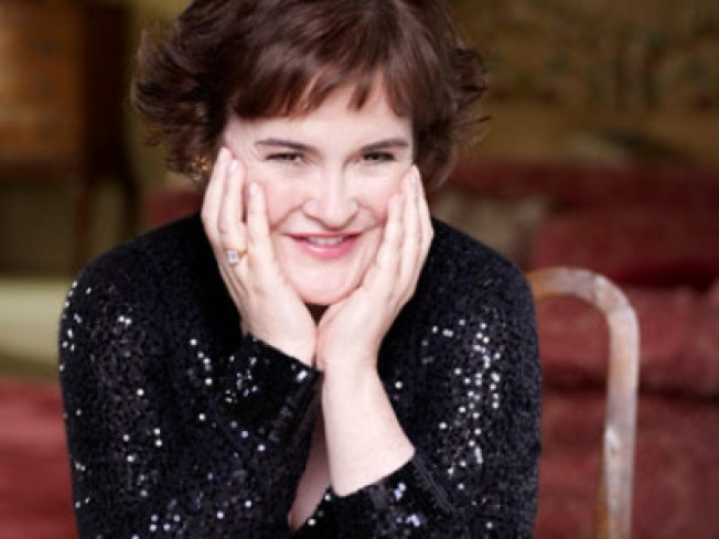 Sweet Revenge: Susan Boyle's Debut Album Tops Britain's Charts
