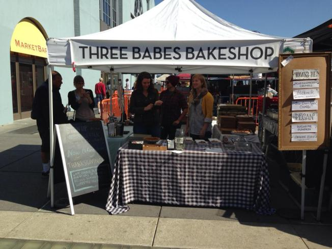 Three Babes Bakeshop to Host 'Pie Bowl' Ahead of Super Bowl 50